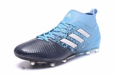 info for bb072 05d5a 2018 FIFA World Cup Adidas ACE 17 3 Primemesh FG Soccer Shoes Core Black  White Blue
