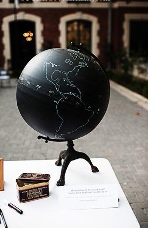 108 best globe art images on pinterest globe art maps and painted chalkboard globe gumiabroncs Images