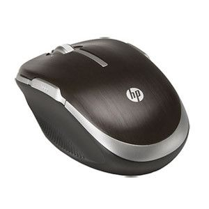 HP Wi-Fi Direct Mobile Mouse, Bronze (Refurbished)