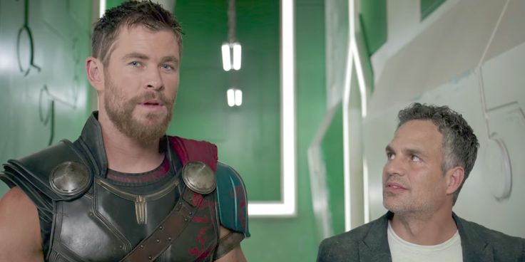 Disney released a new look at the next 'Thor' movie and it teases the God of Thunder's new superhero group