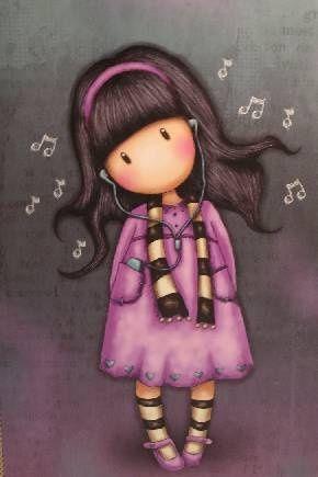 Nueva muñeca Gorjuss con mucha musica