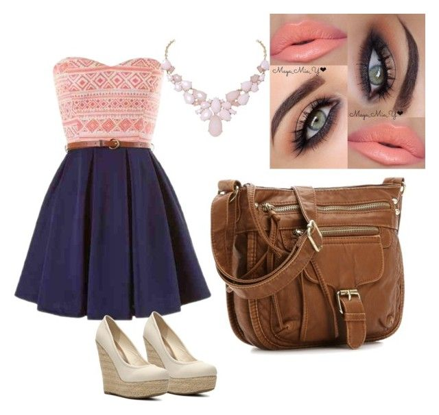 Untitled #10 by tadevicha on Polyvore featuring polyvore, fashion, style, Madden Girl and Humble Chic