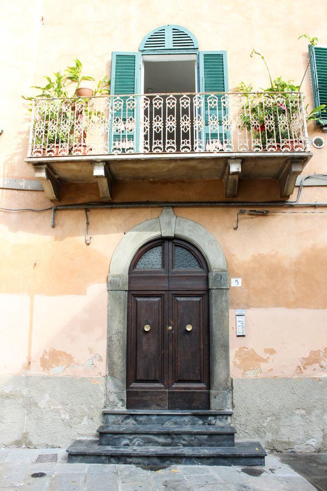 Balkon wie bei Romeo und Julia ...  Pisa-Reisebericht_lovelysuitcase-blog