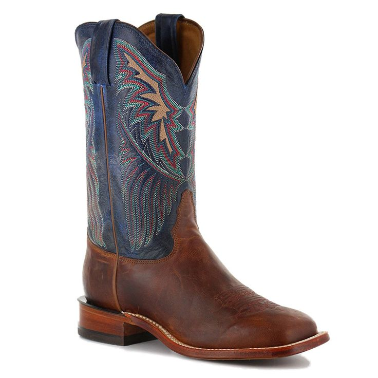 Tony Lama Women's Tan Saigets San Saba Western Cowgirl Boots - HeadWest Outfitters