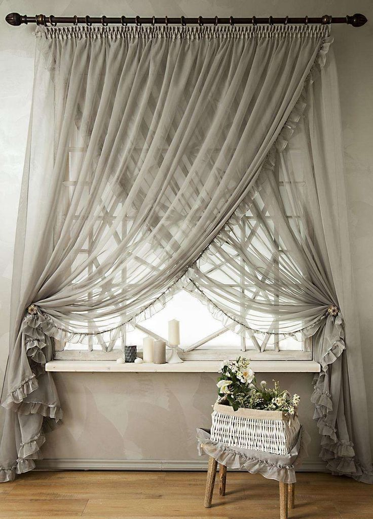 43 Ispiring Home Curtain Design Ideas