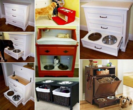 1000 Ideas About Dog Food Stations On Pinterest Dog