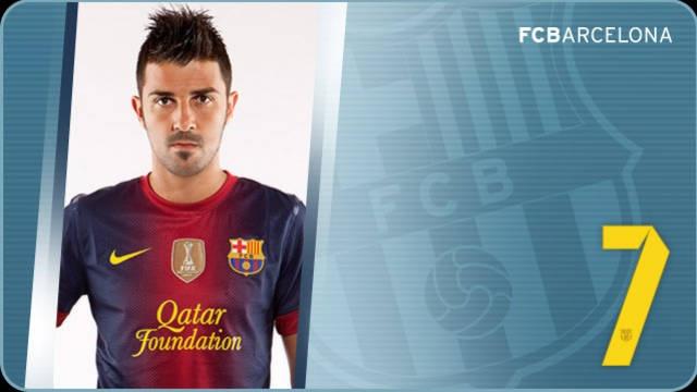Villa - David Villa Sánchez - Biografía | FC Barcelona