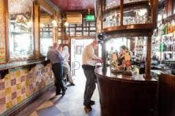 Image result for victorian pub etched glass