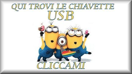 Chiavette Minions