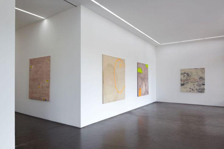 "Stefan Müller ""SOLOGROUPSHOW"", 2012 Installationsansicht Galerie Christian Nagel, Berlin    Photo: Simon Vogel"