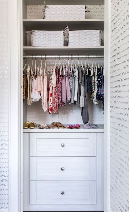 1000 Images About Organized Kids Closets On Pinterest