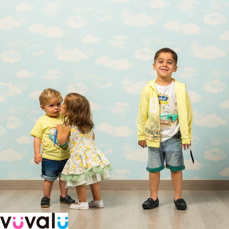 #Outfit de verano en gama de #amarillos