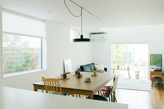 暮らしながら自分でつくっていける楽しい家ですね | 入居者インタビュー | みんなで考える住まいのかたち | MUJI HOUSE VISION