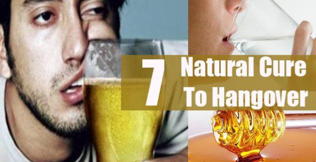 Natural Cure To Hangover