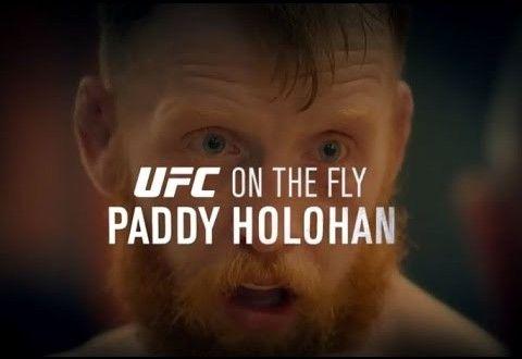 Video – Fight Night Dublin: UFC On the Fly – Paddy Holohan Preview   TalkingBrawlsMMA.com