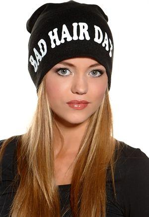 Savner Bad Hair Day lua mi :-/ Ellers ønsker jeg alle luer velkomne. Særlig hengeluer, og hjemmelagde kreasjoner.
