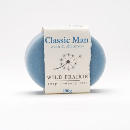 A great soap for dads!