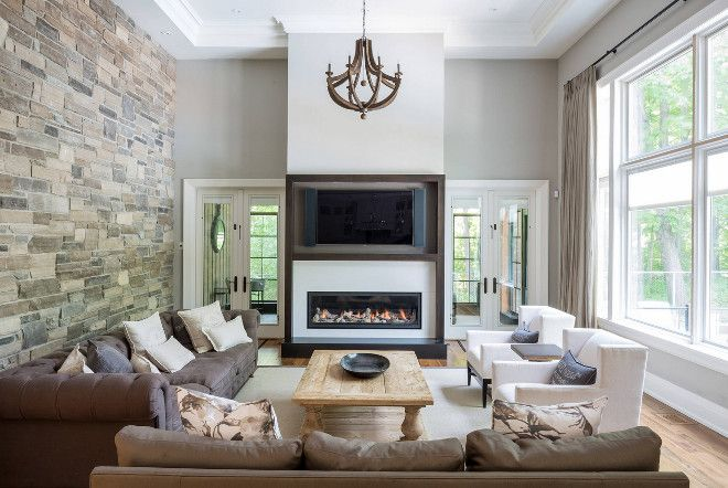 1000 Images About Wall Window And Decor Accent Ideas For Family Room