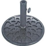 Worldwide Sourcing 65779 Umbrella Base, 17.6Lb - Traditional - Outdoor Umbrella Accessories - by Life and Home
