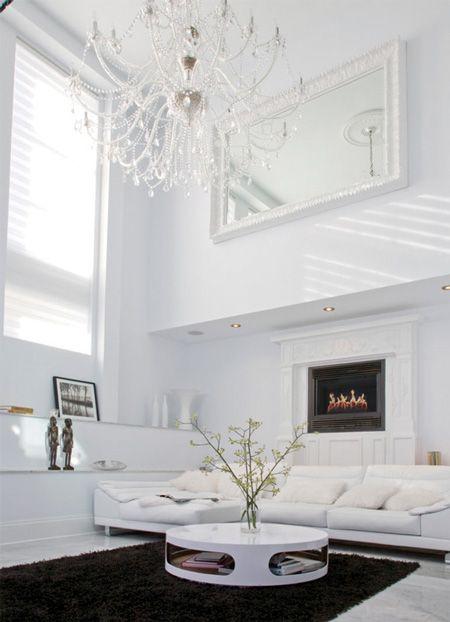 All White Interior Design 178 best bianco design interni - white interior design images on