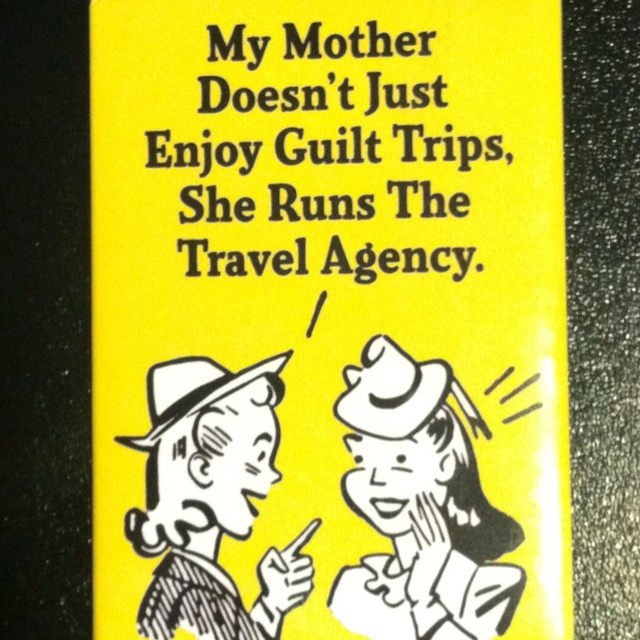 Ain't it the truthTravel Agency, Funny Things, Daughters Thoughts, So True, Funny Stuff, Humor, Guilt Trips, Mom, True Stories