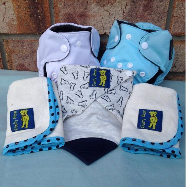 Premature Modern Cloth Nappy Gift Pack