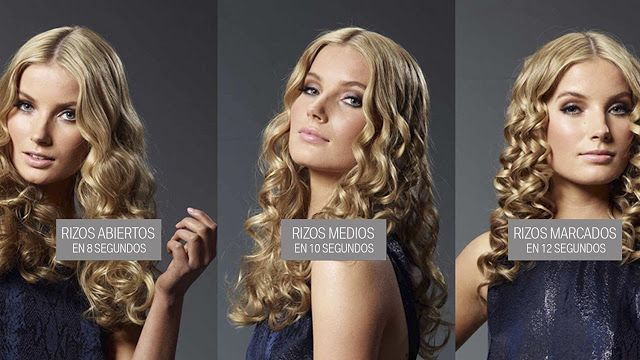 Global Ideas AVR: BaByliss Curl Secret Ionico Oro Rosa - Rizador de ...