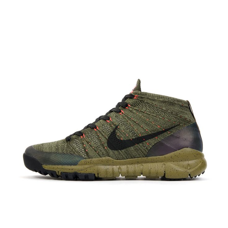 huge discount c8d42 d83de ... discount nike flyknit trainer chukka fsb sequoia black. available at  concrete store amsterdam concrete effb6