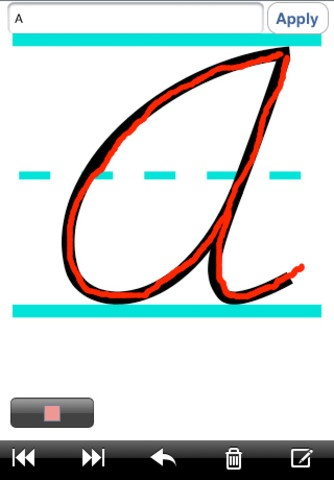 17 best images about handwritingletter formation apps on pinterest lower case letters apps and tracing letters