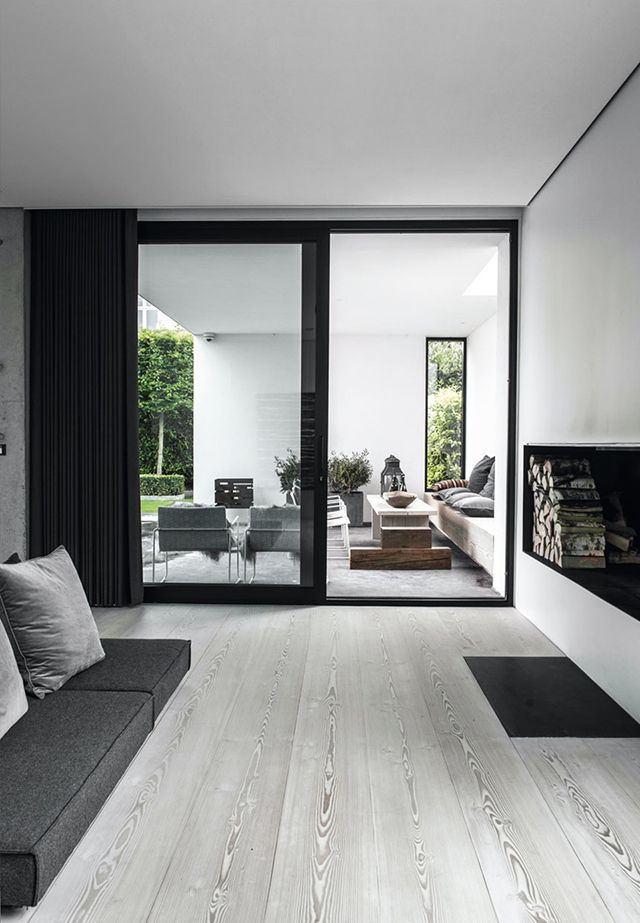 T.D.C | New build in Denmark with Dinesen flooring