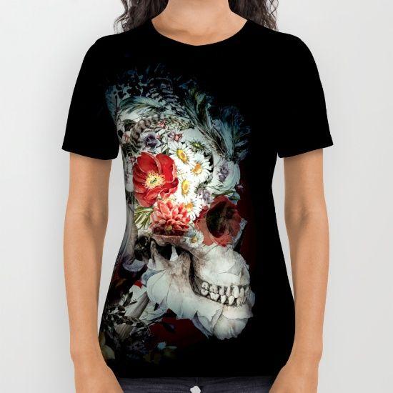 #skull #snake #dark #art