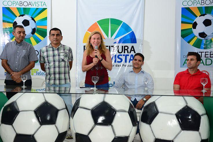 Prefeitura de Boa Vista entrega uniformes para LIFAER #pmbv #boavista #esporte #prefeituraboavista #roraima