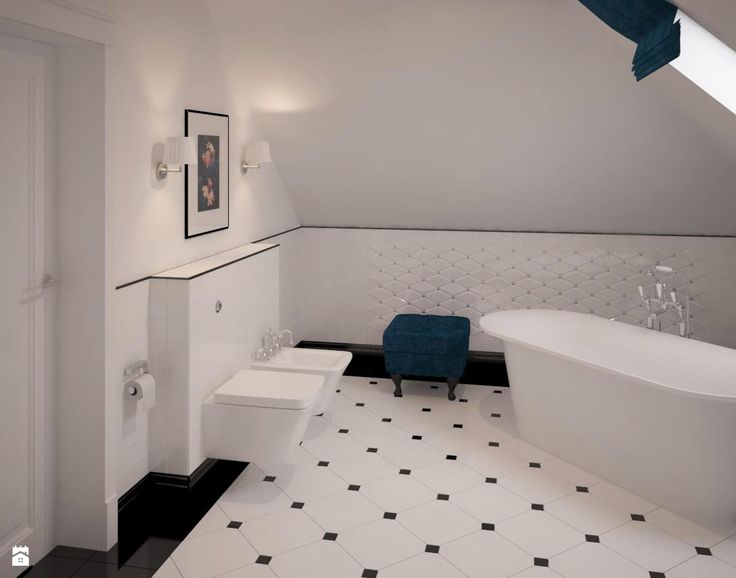 Łazienka styl Klasyczny - zdjęcie od Fabryka Nastroju