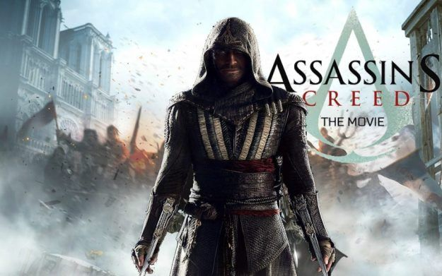 Assassin's Creed, the review. Just a shirtless Fassbender isn't enough, you know.  http://www.depepi.com/2017/01/03/assassins-creed-review/  #assassinscreed #fassbender