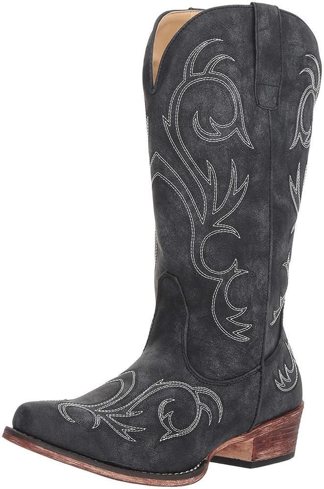 5a254e79feb Roper Women's Riley Western Boot #fashion #clothing #shoes ...