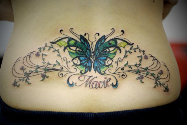 When it comes to selecting which lower back butterfly tattoo to be tattooed with, the options are pretty endless! Description from programming-computers.blogspot.com. I searched for this on bing.com/images