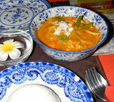 learn how to cook khmer food