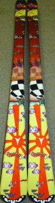 150 Atomic Rascal Youth All Mountain Carving Skis | eBay