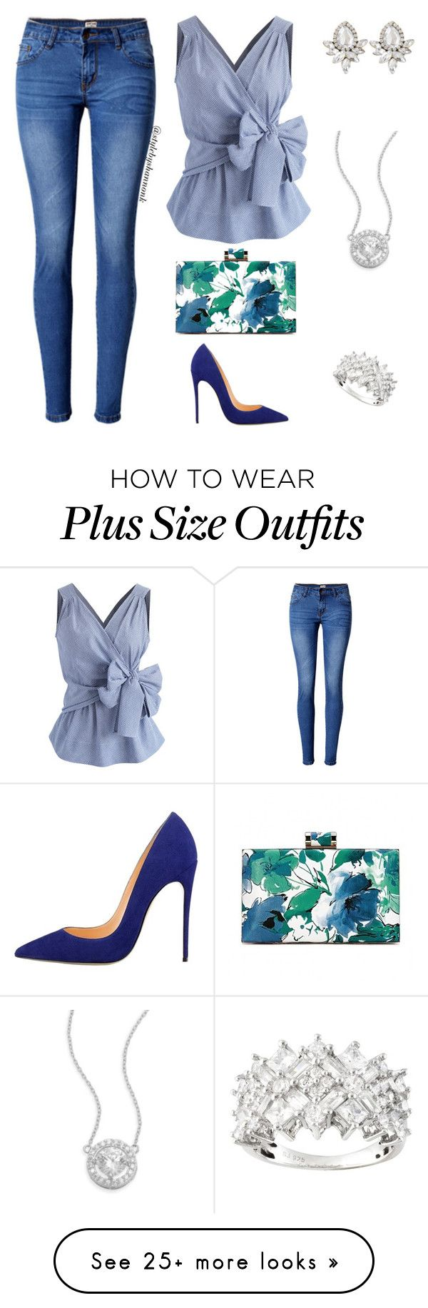 """women's fashion under $50"" by style-by-shannon-leeper on Polyvore featuring WithChic, Chicwish and AK Anne Klein"