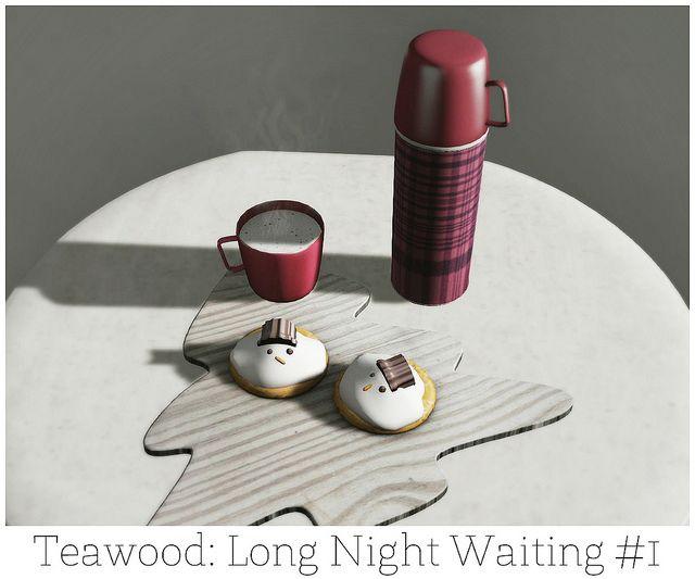Teawood: Long Night Waiting #1 | Flickr - Photo Sharing!