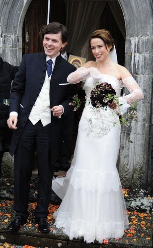 paddy kelly and joelle verreet - wedding in ireland