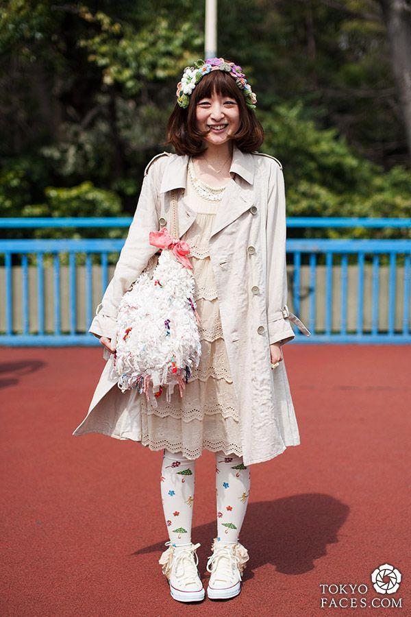 japanese girl in harajuku
