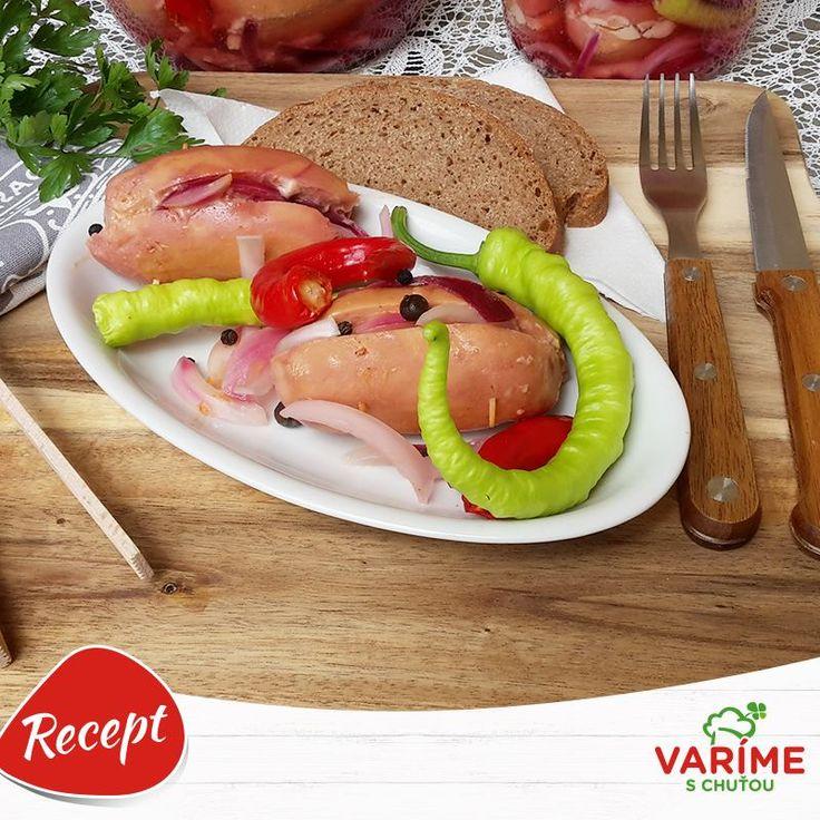 Utopence patria medzi stálice českej kuchyne. Vyskúšajte náš overený recept a pripravte si túto pochúťku aj doma. http://bit.ly/2b0zaoS