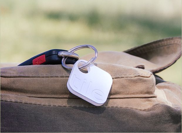 Bluetooth 'Tile' allows you to find lost keys, bikes, dogs, anything really