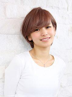 ショートボブ | 博多・空港周辺の美容室 KAINO 福岡志免本店のヘアスタイル | Rasysa(らしさ)