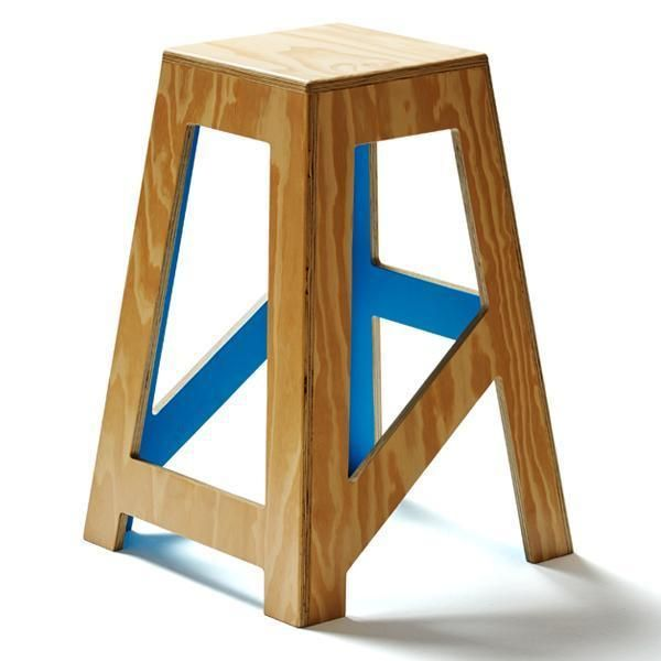 Ply Stool | Aidan Bennetts Design | Stable
