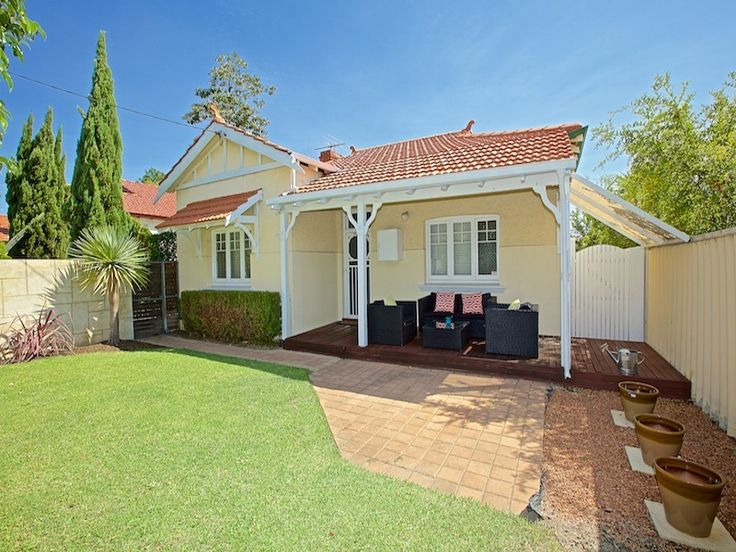 Recently sold home - 203 Central Avenue - Mount Lawley , WA