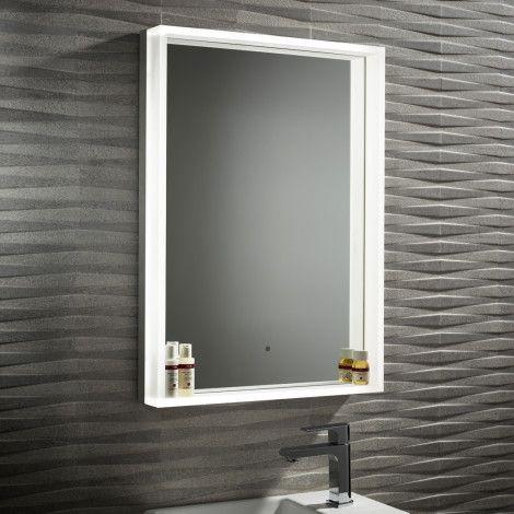 Aura illuminated mirror | Roper Rhodes