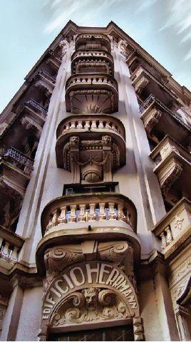 Edifício em Porto Alegre, Brazil