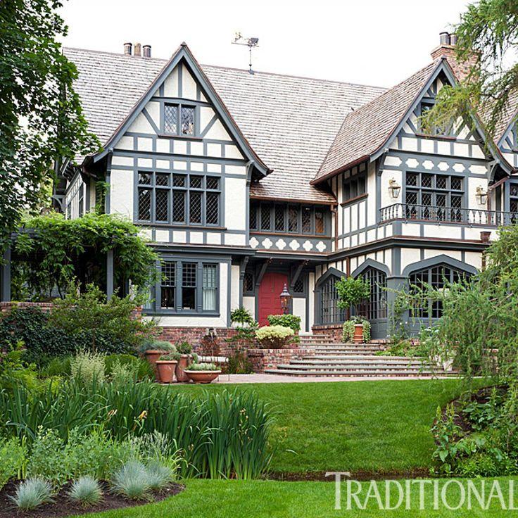 Cottage Kitchen Permit Utah: Best 25+ Tudor House Exterior Ideas On Pinterest